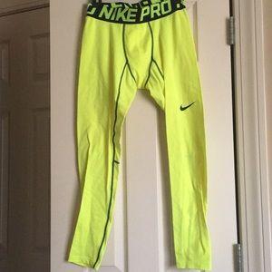 Men's Nike Pro Compression leggings